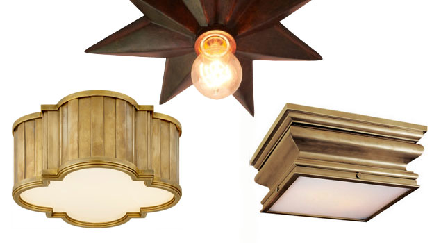 Design Scout: Space-Saving Light Fixtures