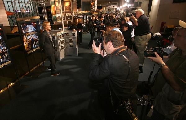 Hollywood Hits Washington at the Night at the Museum Premiere