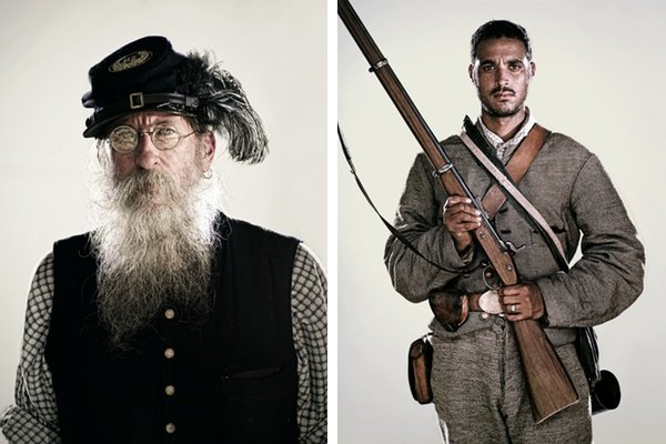Meet One Dozen Civil War Reenactors (Pictures)