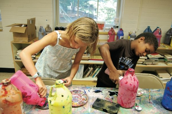 Summer Arts Camps in Washington