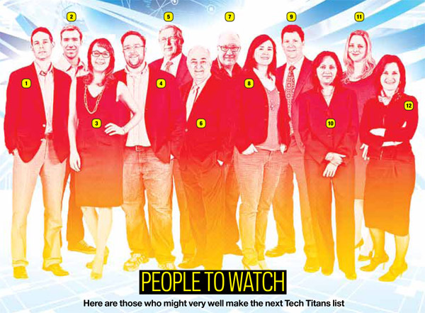 Tech Titans 2011: People to Watch