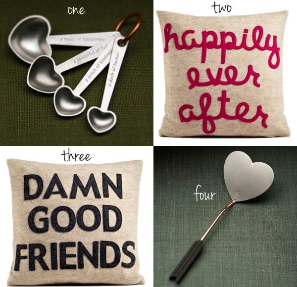 Pillows and Cookware: Gifts for Your Bridesmaids