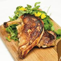 Anatomy of a Dish: Roast Chicken at Poste