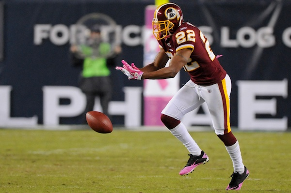 Checking In With The Ex-Redskins