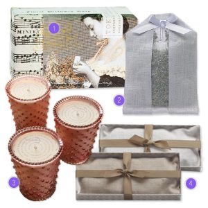 Bridesmaid Gift Ideas: Soothing and Spa-Themed
