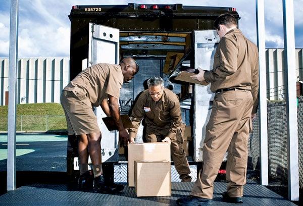 Could You Drive a UPS Truck?   Washingtonian (DC)
