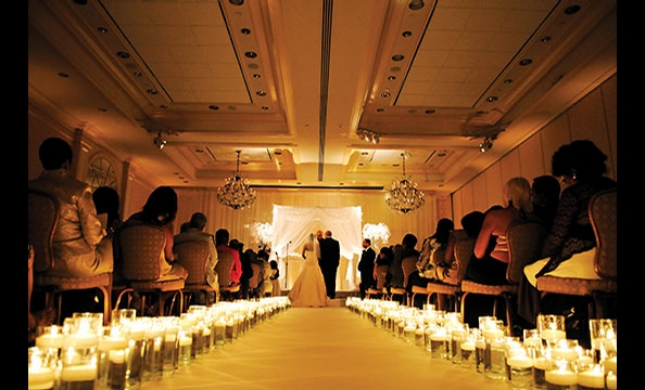 Real Weddings: Michelle Powell & Roy Grillo, Jr.