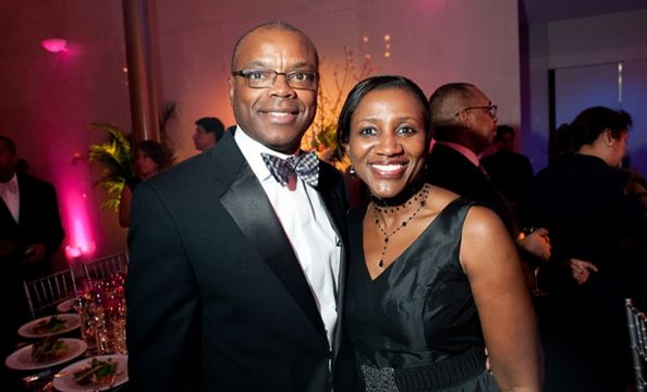 Kennedy Center gala for the Alvin Ailey American Dance Theater