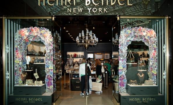Henri Bendel Opens in Pentagon City Mall