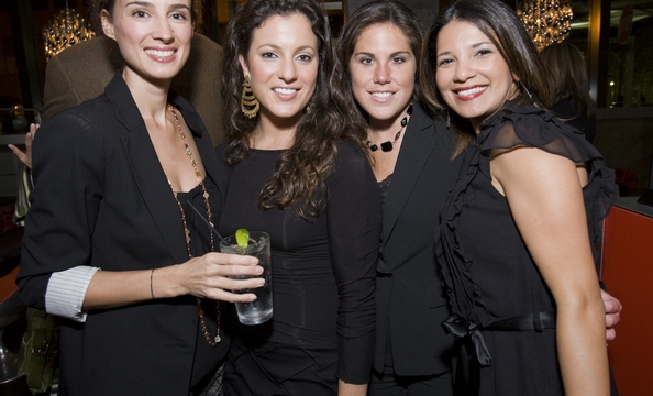 Anais de Viel Castel, Amal Zaari and friends