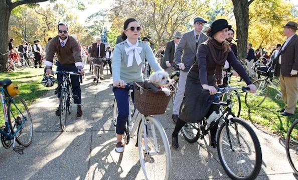 Tweed Ride 2010