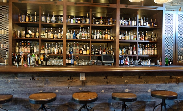 Boundary Stone: A New Pub in Bloomingdale