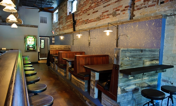 Boundary Stone: Bloomingdale's New Pub