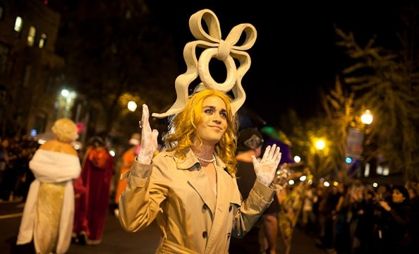 The 25th Annual High-Heel Drag Race in Dupont Circle