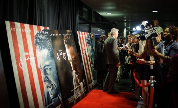 """J. Edgar"" Movie Premiere"