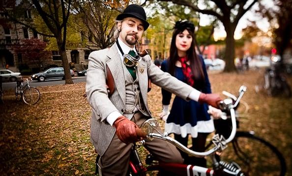 Tweed Ride 2011 | Washingtonian
