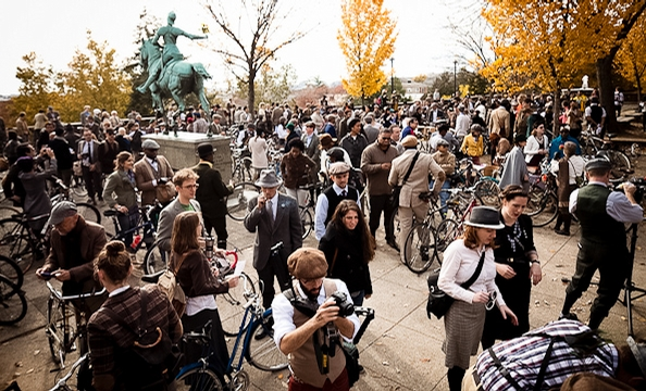 Tweed Ride 2011