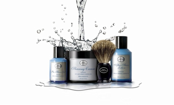 Available at at Art of Shaving stores and theartofshaving.com.