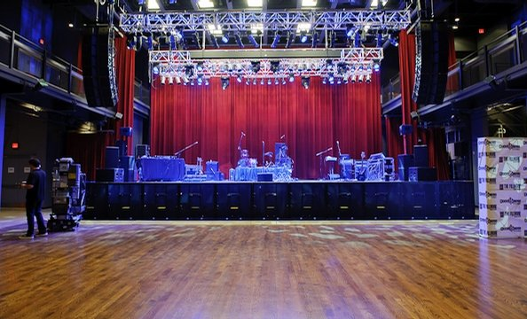 The Fillmore Silver Spring Opens