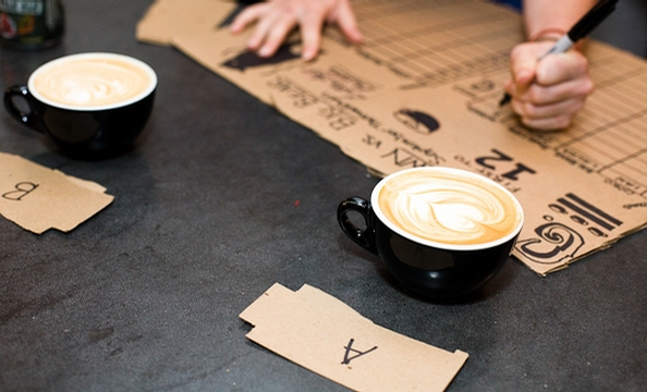 Chinatown Coffee Emerges Victorious in Latte Art Throwdown