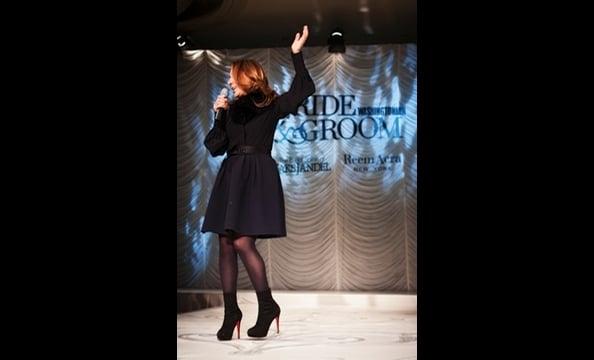 Unveiled 2012 Wedding Showcase, Reem Acra Runway Show