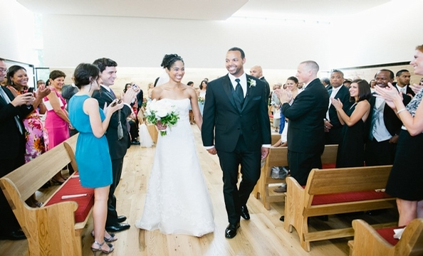 Real Weddings: Robynn Scott-Clayton & Jerome Nichols
