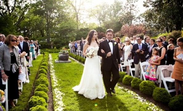 Real Weddings: Caitlin McNabb and Derek Cicheskie