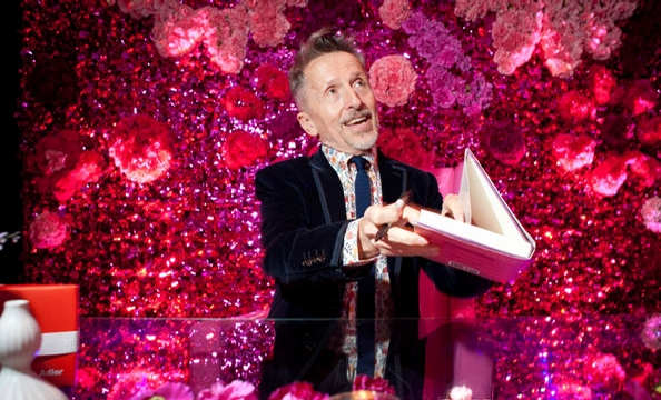 "Simon Doonan's ""Gay Men Don't Get Fat"" Book Party"