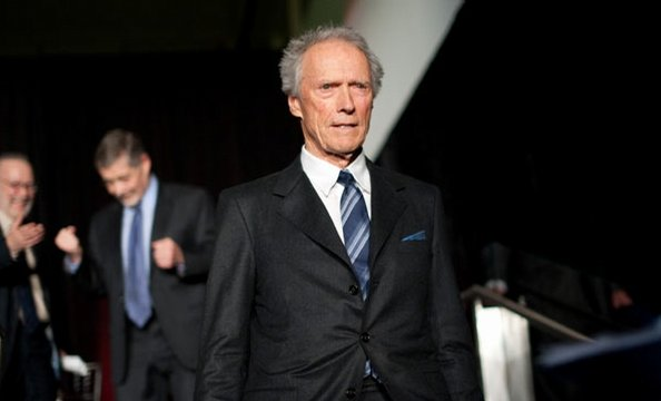 Clint Eastwood Honored at Smithsonian Gala