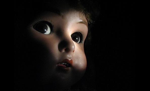 "October Photo Contest Finalist: ""Haunted"""