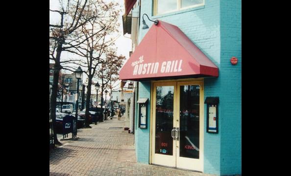 Austin Grill in Alexandria