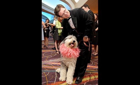 Bark Ball 2011