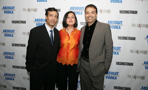 Rahul Prakash, Tinu Prakash, and Jitendra.