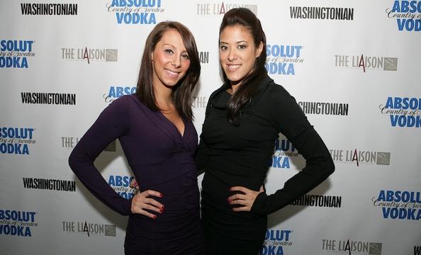 Kristen Dena and Stephanie Diep.