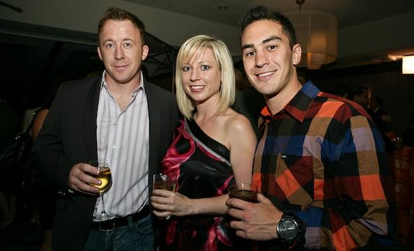 John Tierney, Laura Schmitt, and Stephen Dempsey.