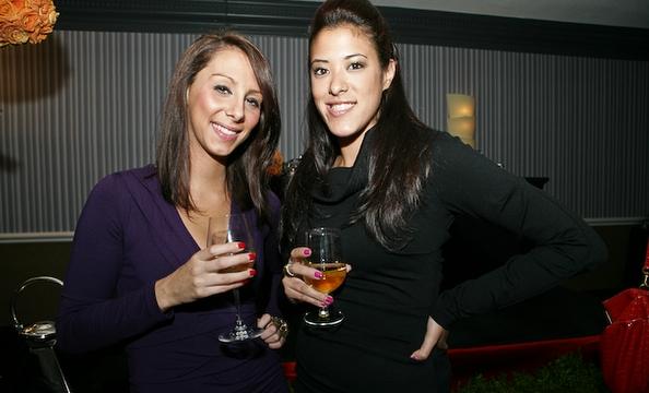 Kristen Duna and Stephanie Diep.