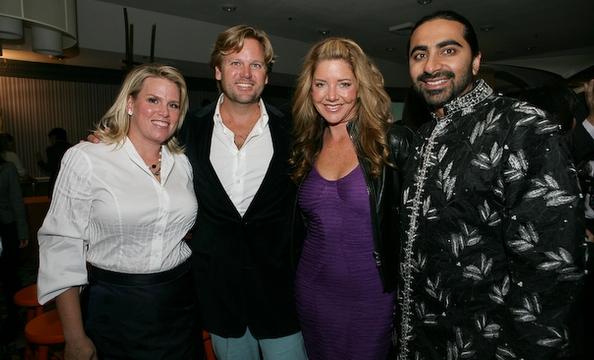 Catherine Williams, Rich Amons, Mary Amons, and Bharet Malhotra.