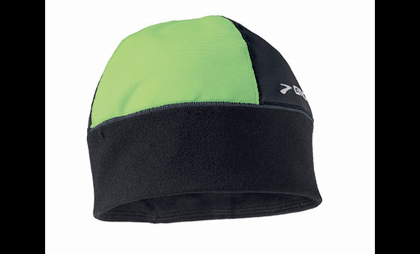 Cold weather won't stop hard-core athletes. Help keep them warm with a Brooks Infiniti Beanie. The lightweight hat is made from a moisture-wicking polyester/Spandex-blend fabric. There are several color options, and the women's version comes with an openi