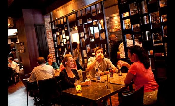 100 Best Restaurants 2010.