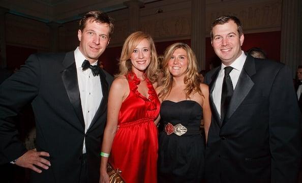 Eric Anton, Elizabeth Olien, and John Burkman.
