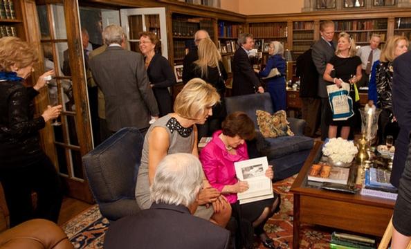 Elizabeth the Queen Book Party
