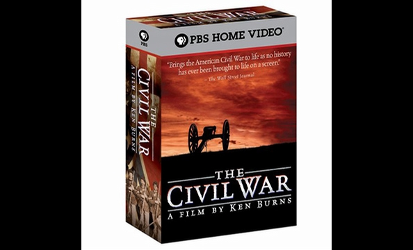 Next year is the 150th anniversary of the start of the Civil War. Relive the history with Ken Burns's classic PBS series. Amazon, $74.99.