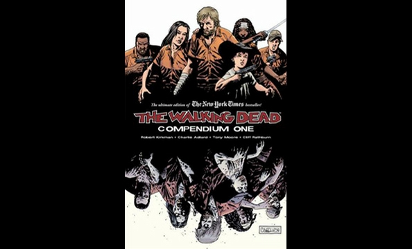 The Walking Dead is the hottest—and goriest—thing on TV. Catch up on the backstory with the first volume of the Robert Kirkman comics that the show is based on. Amazon, $37.79.