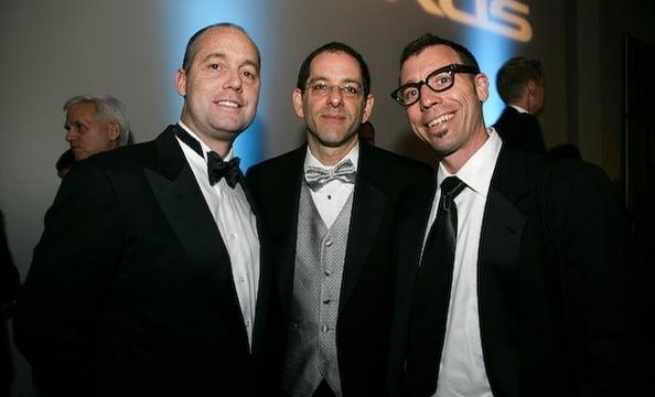 Brian Goldston, Bruce Frishman and Peter Balis.
