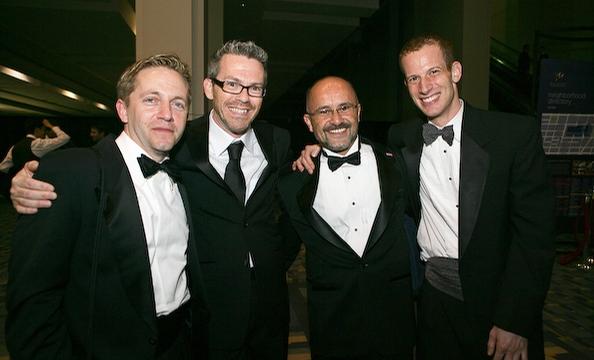 Kyle Mulhall, Darrow Vance, John paul and Micheal Sigelman.