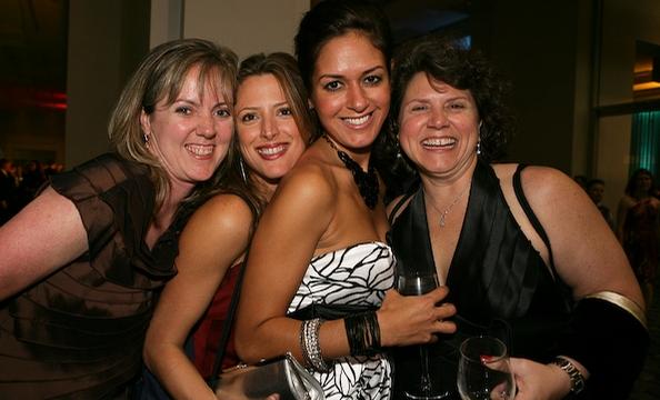 Tanya Smith, Heather O'Callahan, Carolyn Veizaga and Celie Nihause.