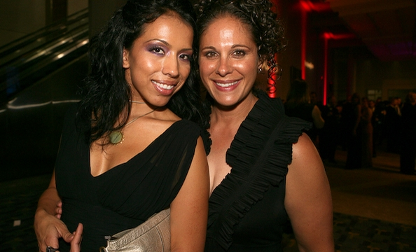 Jocelyn Hamilton and Dana Goldberg.