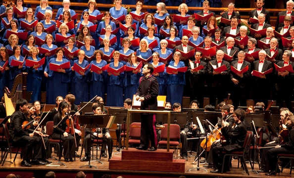 Choral Arts Society 30th Annual Holiday Concert and Beneft