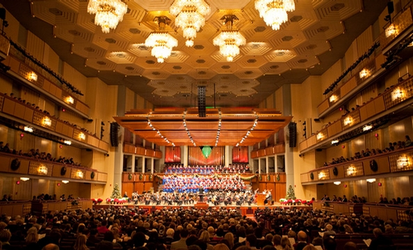 Choral Arts Society 30th Annual Holiday Concert and Benefit