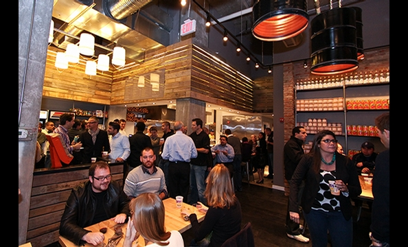 The popular H Street, NE market and deli is opening a new space in the Mount Vernon area. Taylor Gourmet II opens to the public on Friday, October 16.